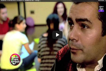 Atelierul de Terapie prin Ras - Tinerete fara batranete Digi24