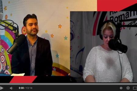 Marius Vornicescu invitat la emisiunea WEEKEND EXTRAVADANCE cu Alina Decu si Teo