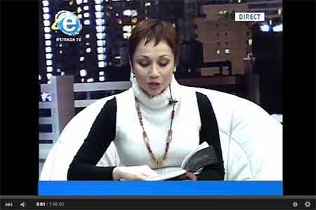 Emisiunea Unde fugim de acasa cu Marius Vornicescu moderator Filofteia Varga 22 12 2014