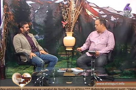 Marius Vornicescu in emisiunea: DIALOGURI INTRE MINTE SI INIMA 2015 10 24