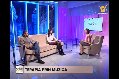 Marius Vornicescu in Emisiunea Provocarile Vietii