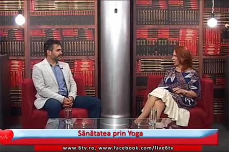 Marius Vornicescu in emisiunea O MINTE SANATOASA INTR-UN CORP SANATOS