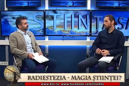 Marius Vornicescu si Madalin Bratu in emisiunea STIINTA SACRA 2017-05-06